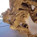 Rokoko Antika Sehpa