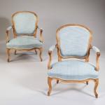 Antika Sandalye XV Louis Dönemi