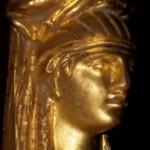 Antika Mermer Sehpa