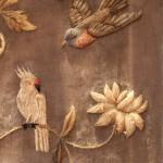 Antika Paravan - Rokoko Dönemi