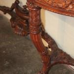 Antika Bench - Antika Mobilya