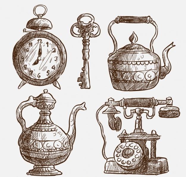 Antika eşyalar