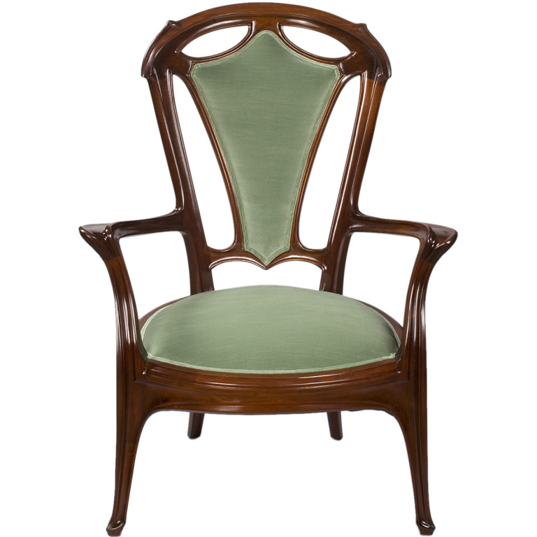 Art Nouveau Sandalye