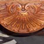 XV Rokoko Antika Sehpa