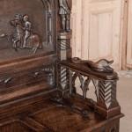 gotik bench mobilya