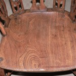 gotik stil sandalye