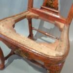 Queen Anne Sandalye Tasarımı